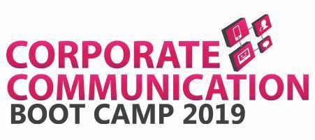 Corporate Communication Bootcamp 2019