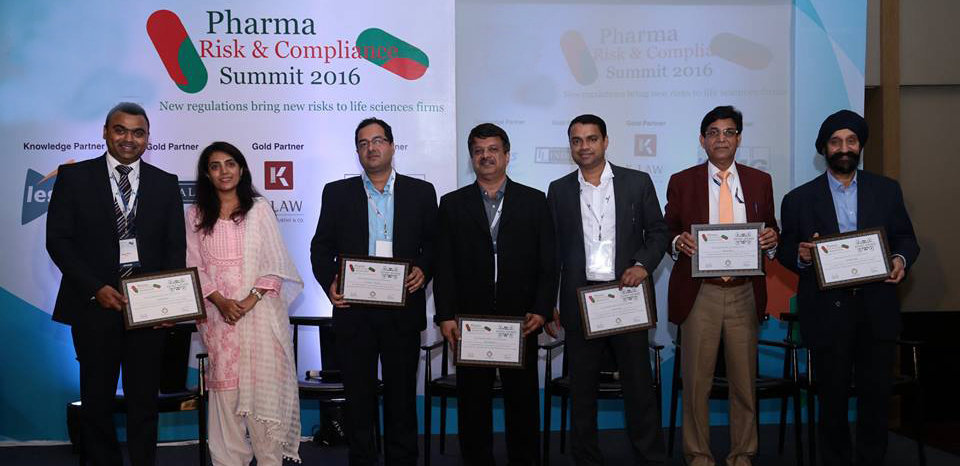 Pharma Risk & Compliance Summit 2016