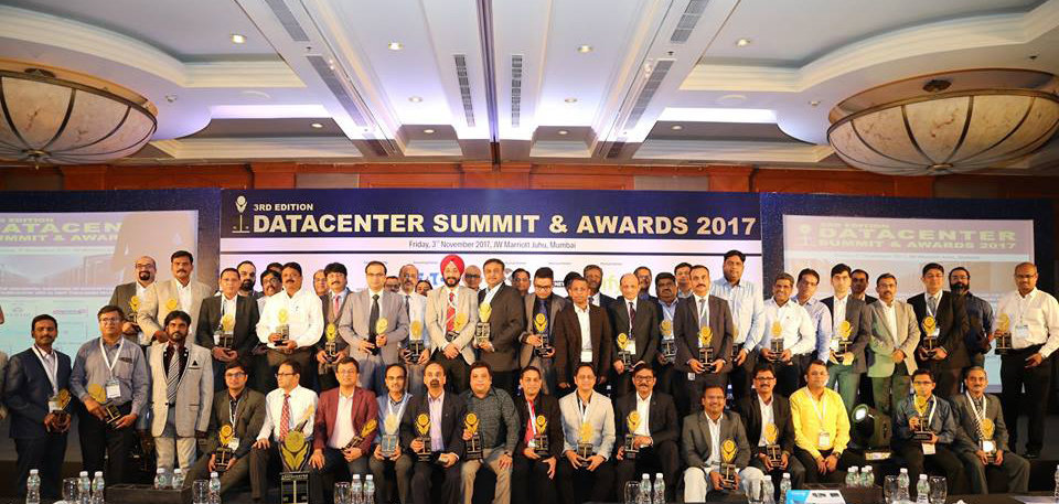 3rd Edition Data Center Summit & Awards 2017