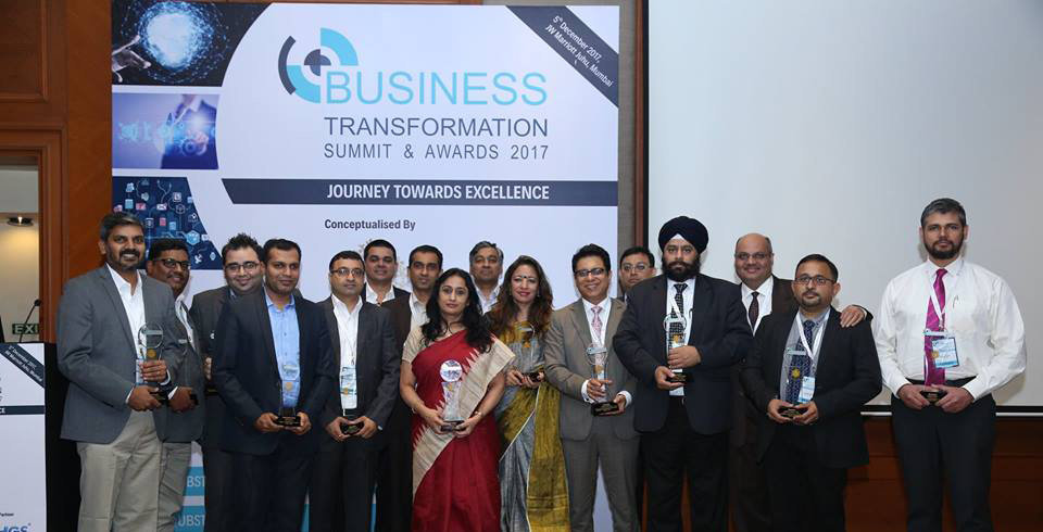 Business Transformation Summit & Awards 2017