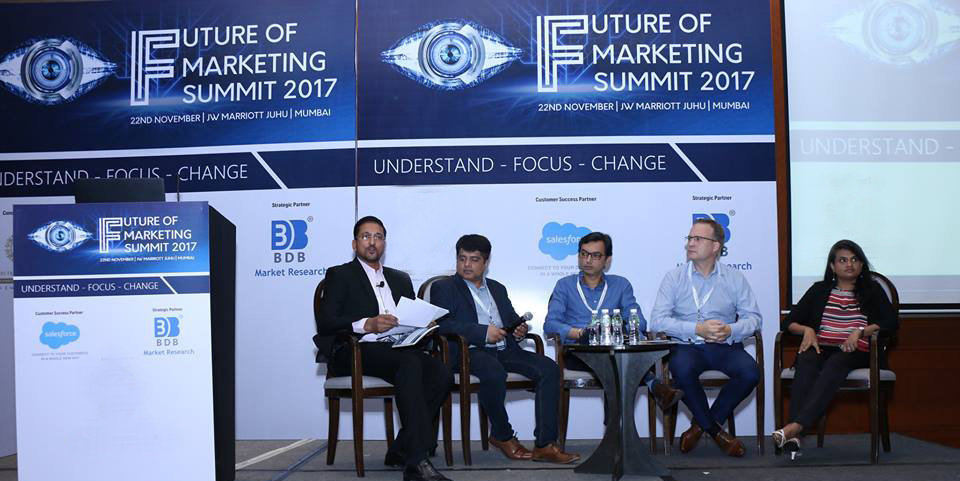 Future Of Marketing Summit 2017