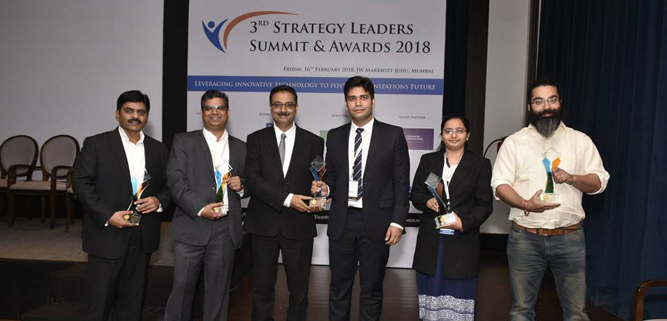 3rd Edition Strategy Leader Summit & Awards 2018