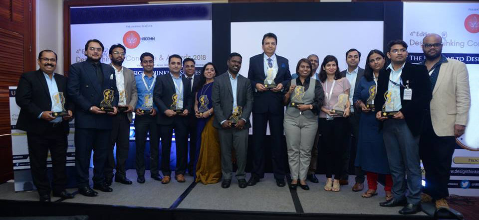 4th Edition Design Thinking Conclave & Awards 2018