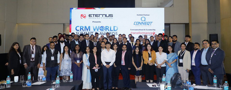 CRM World Summit & Awards 2019