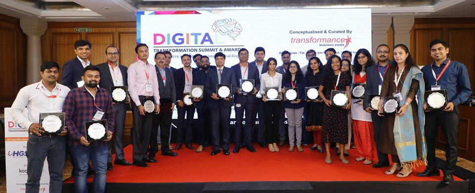 Digital Transformation Summit & Awards 2019