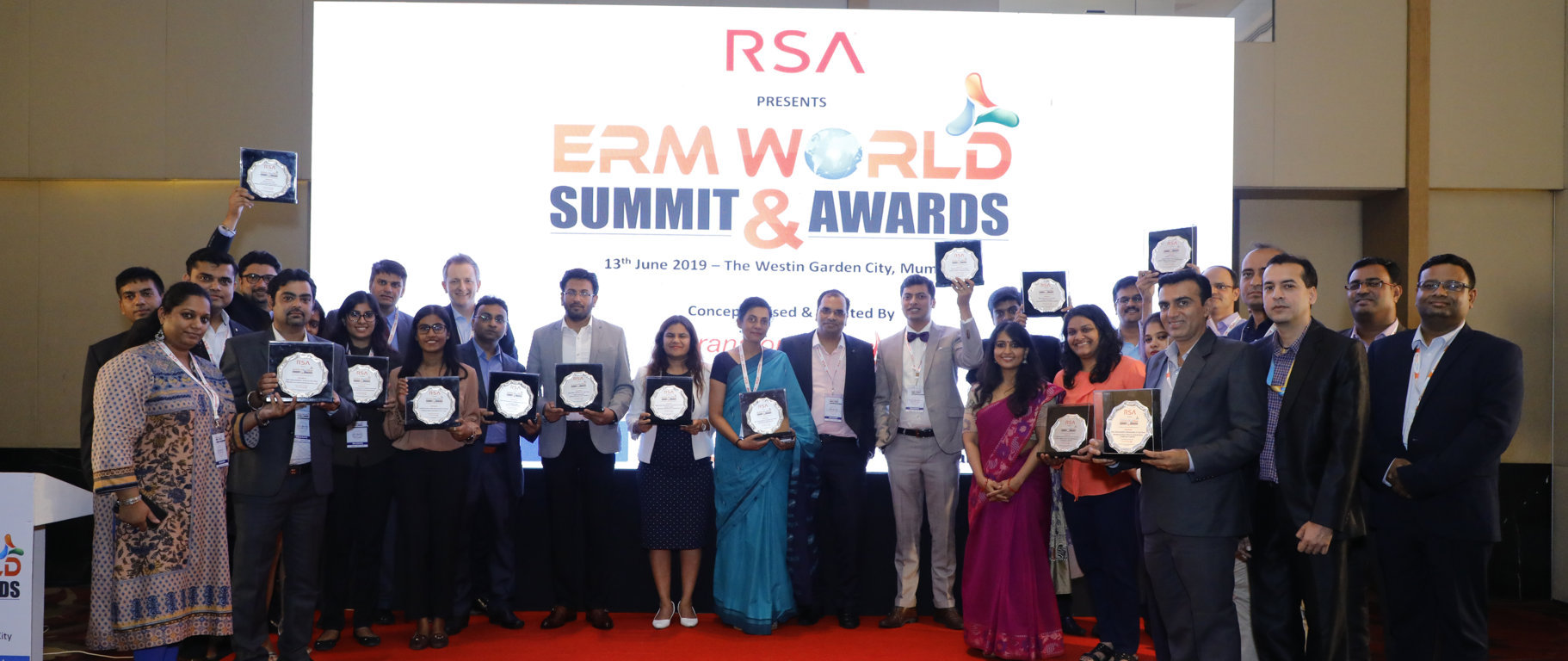 ERM World Summit & Awards 2019