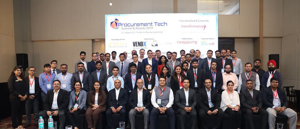 Procurement Tech Summit & Awards 2019