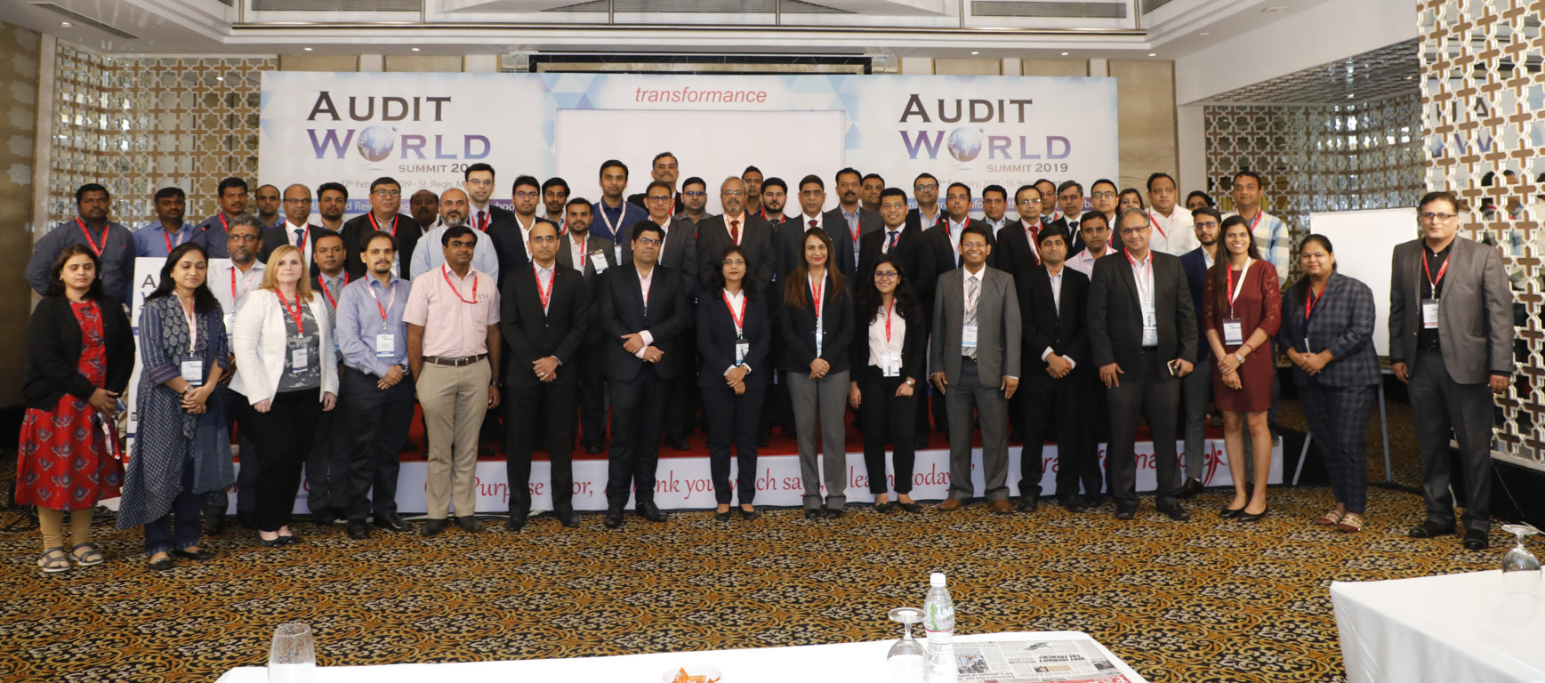 Audit World Summit 2019