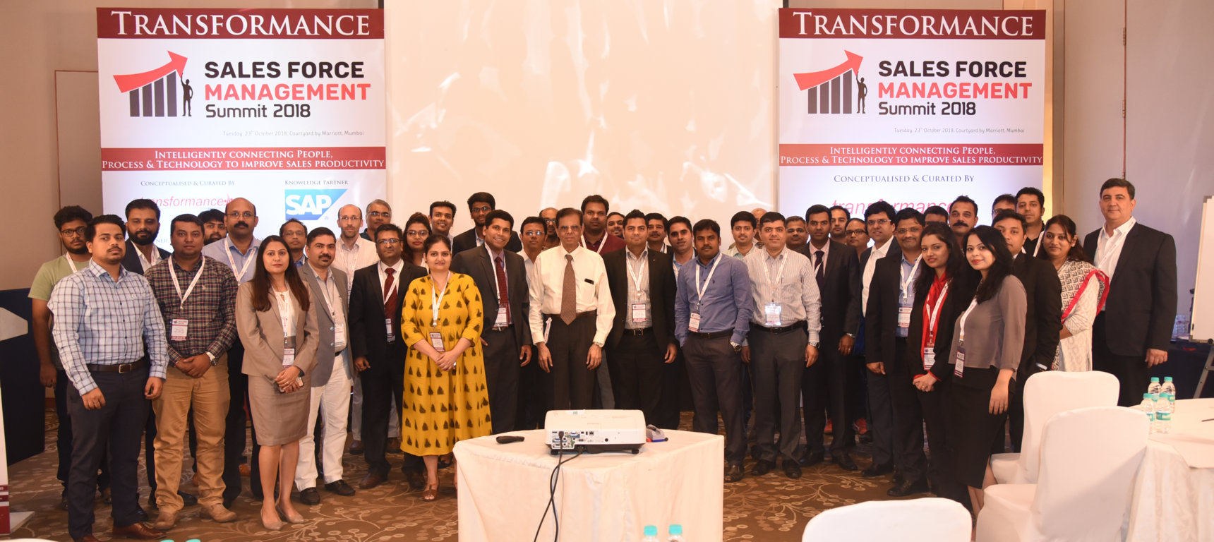 Sales Force Management  Summit 2018