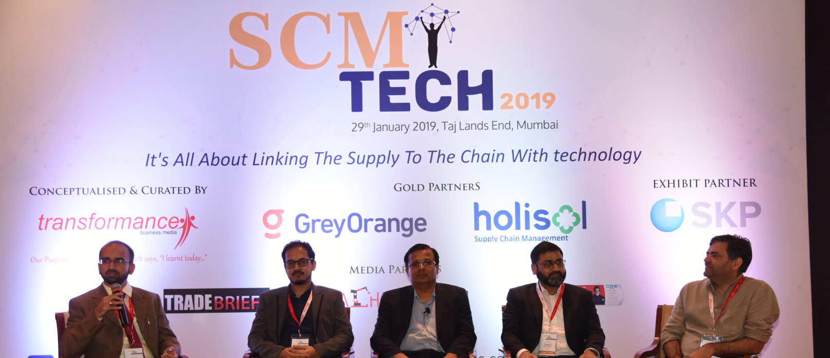 Supply Chain Technology Summit 2019