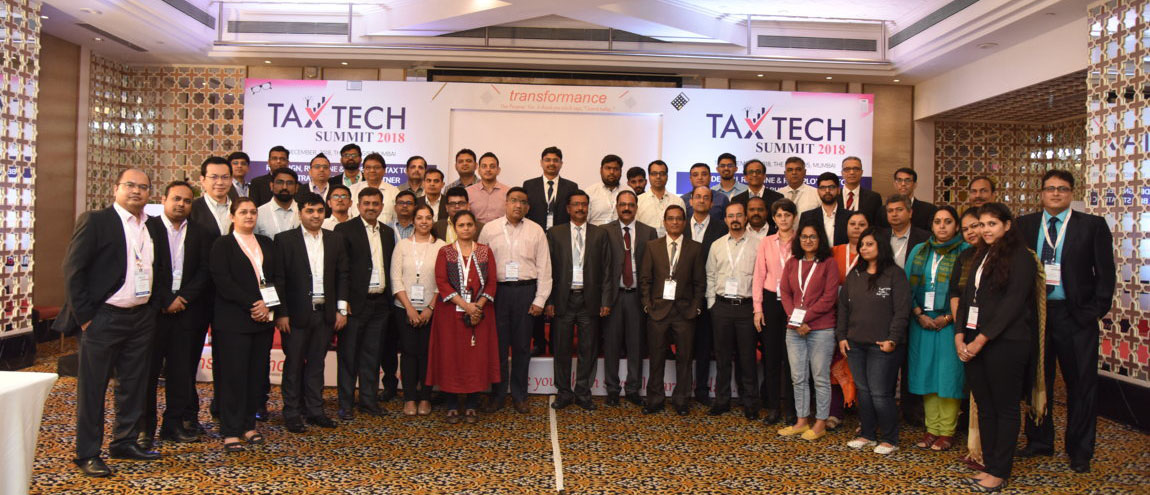 Tax Tech Summit 2018